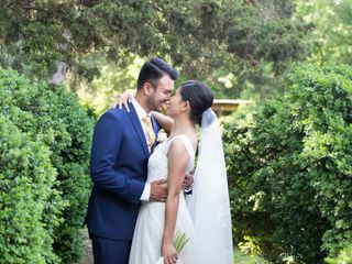 The wedding of Anthony and Fatima 2