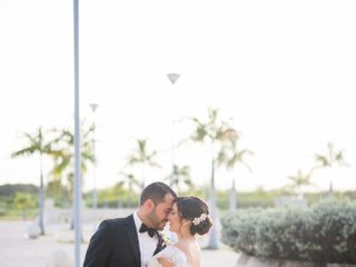 The wedding of Nattasha and Miguel
