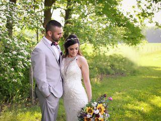 The wedding of Tyler and Amelia 1