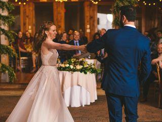The wedding of Georgia and Dan 1