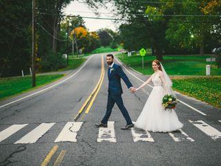 The wedding of Georgia and Dan 2