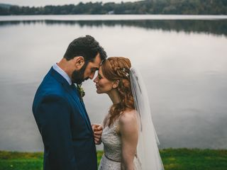 The wedding of Georgia and Dan 3