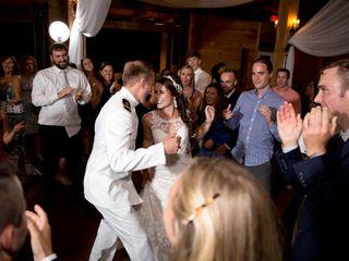 The wedding of Kayley and Benjamin 3