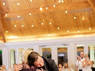 The wedding of Caroline and Dylan 1