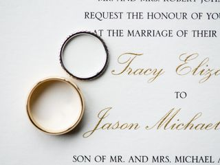 The wedding of Tracy and Jason 3