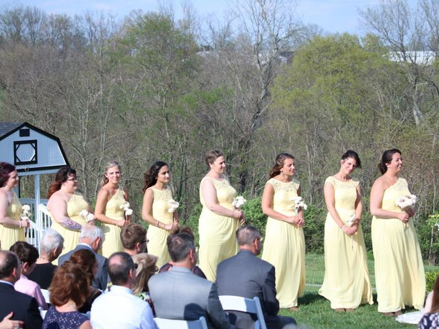 Michael and Katie's Wedding in Dry Ridge, Kentucky 6