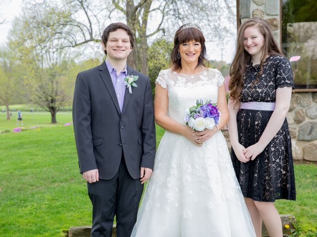 Jeff and Debbie's Wedding in Agawam, Massachusetts 15