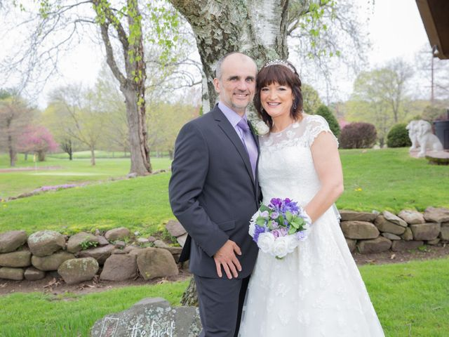 Jeff and Debbie's Wedding in Agawam, Massachusetts 19