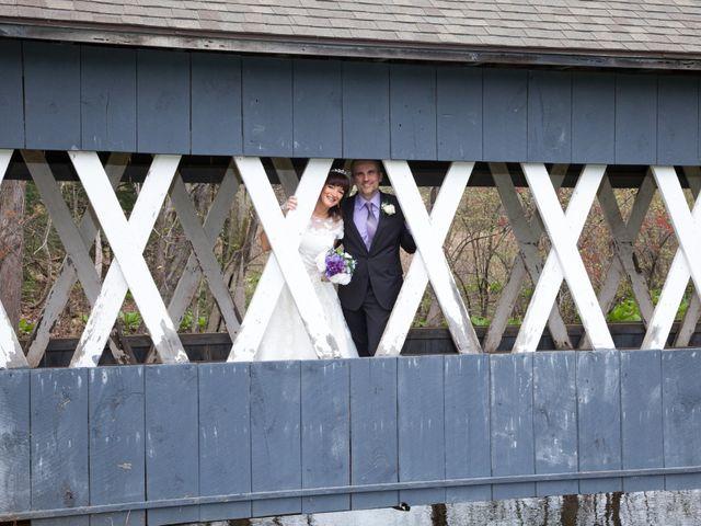 Jeff and Debbie's Wedding in Agawam, Massachusetts 22