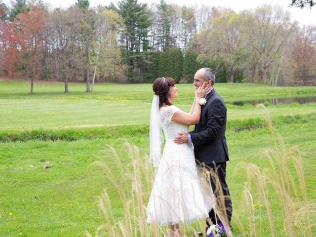 Jeff and Debbie's Wedding in Agawam, Massachusetts 23