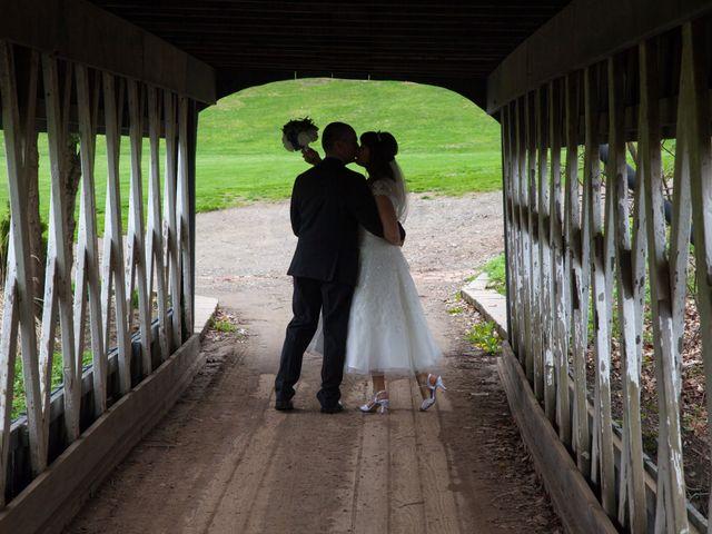 Jeff and Debbie's Wedding in Agawam, Massachusetts 24