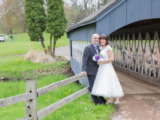 Jeff and Debbie's Wedding in Agawam, Massachusetts 26