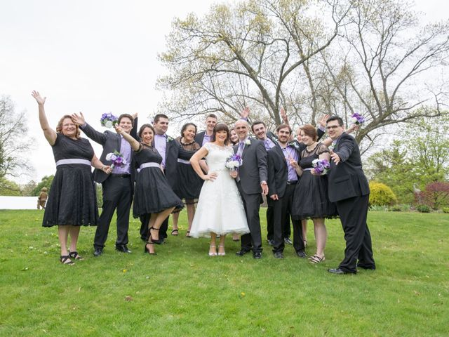 Jeff and Debbie's Wedding in Agawam, Massachusetts 33