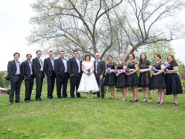 Jeff and Debbie's Wedding in Agawam, Massachusetts 34