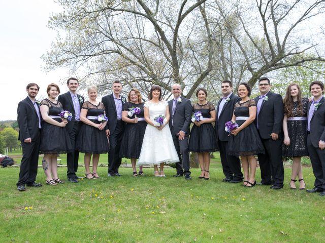Jeff and Debbie's Wedding in Agawam, Massachusetts 35