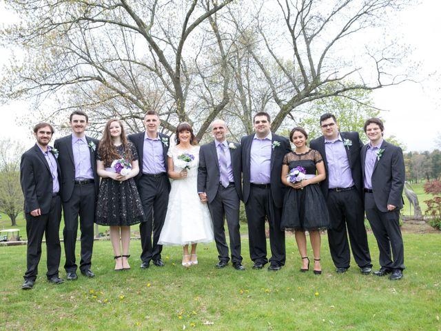 Jeff and Debbie's Wedding in Agawam, Massachusetts 36