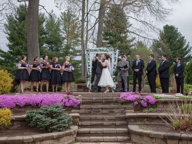 Jeff and Debbie's Wedding in Agawam, Massachusetts 40