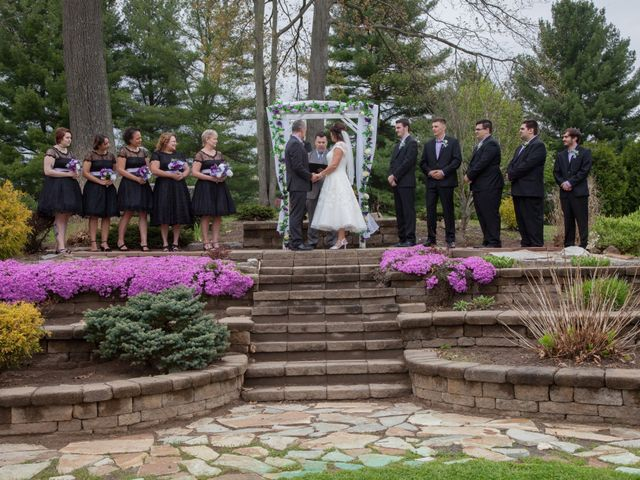 Jeff and Debbie's Wedding in Agawam, Massachusetts 42