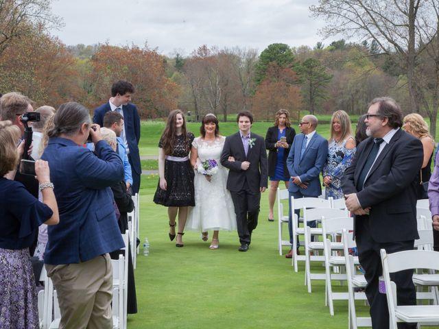 Jeff and Debbie's Wedding in Agawam, Massachusetts 46