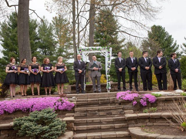 Jeff and Debbie's Wedding in Agawam, Massachusetts 47