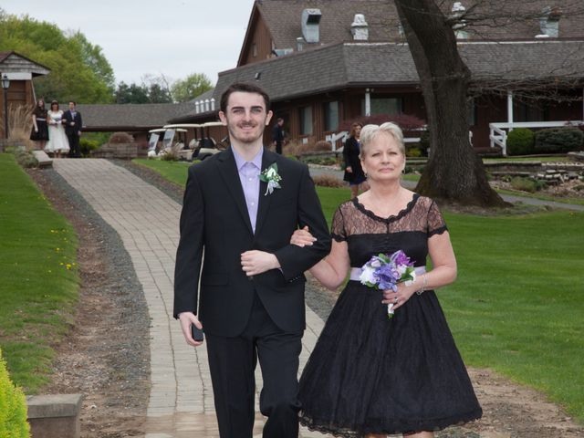 Jeff and Debbie's Wedding in Agawam, Massachusetts 48