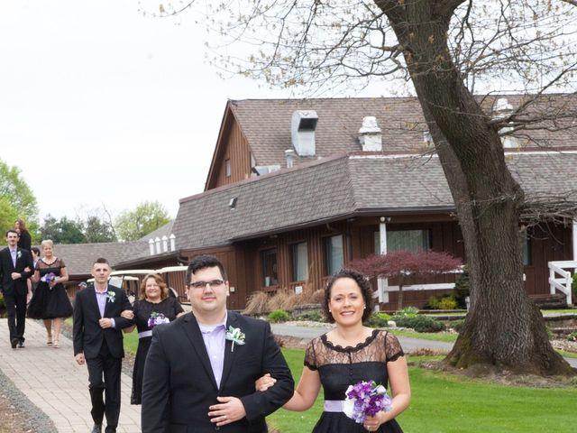 Jeff and Debbie's Wedding in Agawam, Massachusetts 50