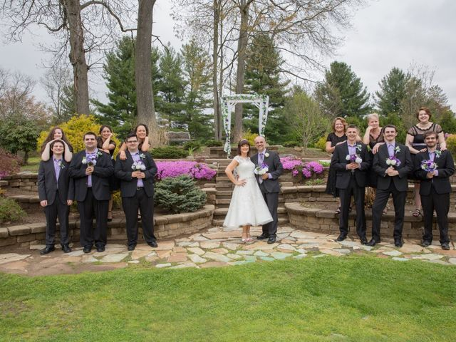 Jeff and Debbie's Wedding in Agawam, Massachusetts 55