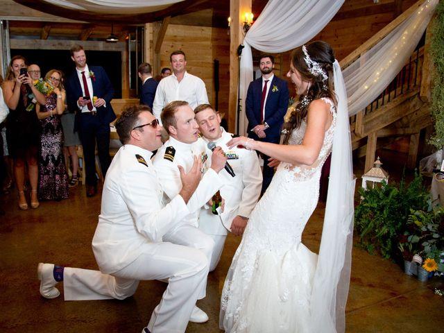 Benjamin and Kayley's Wedding in Sunset, South Carolina 3