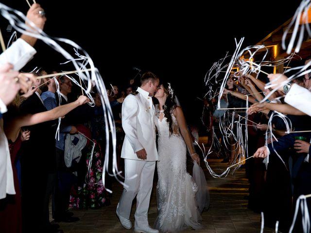 Benjamin and Kayley's Wedding in Sunset, South Carolina 6