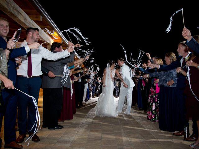 Benjamin and Kayley's Wedding in Sunset, South Carolina 7