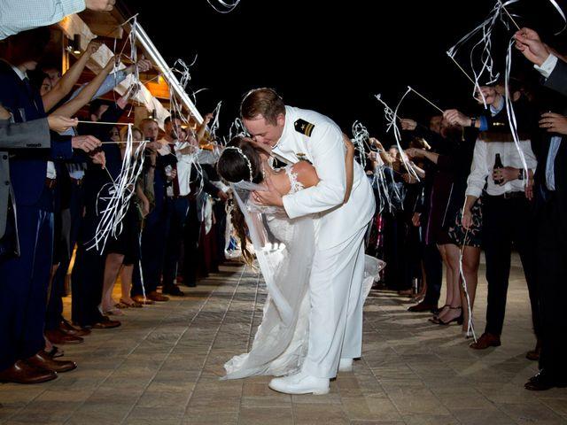 Benjamin and Kayley's Wedding in Sunset, South Carolina 8