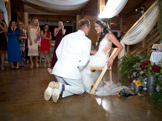 Benjamin and Kayley's Wedding in Sunset, South Carolina 9