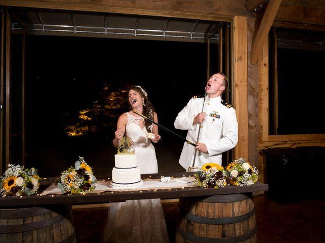 Benjamin and Kayley's Wedding in Sunset, South Carolina 10