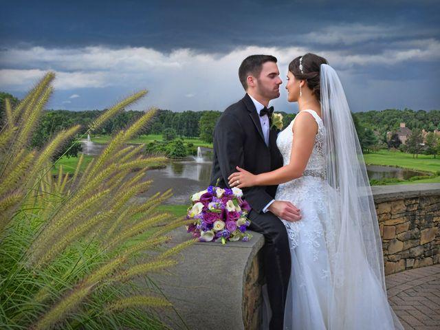 Jim and Katrina's Wedding in Florham Park, New Jersey 3