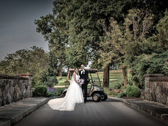 Jim and Katrina's Wedding in Florham Park, New Jersey 4