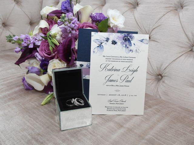 Jim and Katrina's Wedding in Florham Park, New Jersey 12