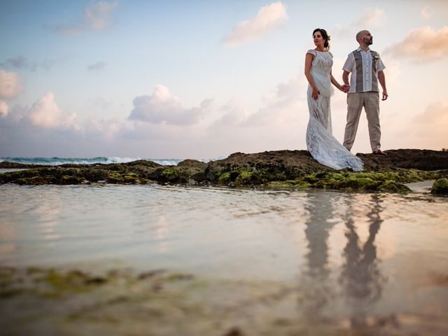 Alex and Hilde's Wedding in Cancun, Mexico 2