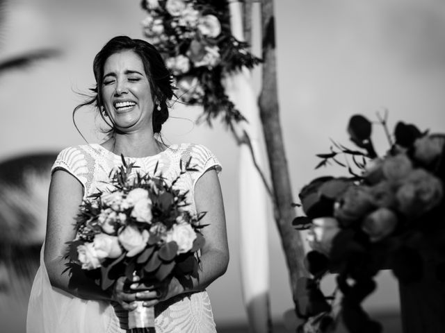 Alex and Hilde's Wedding in Cancun, Mexico 31