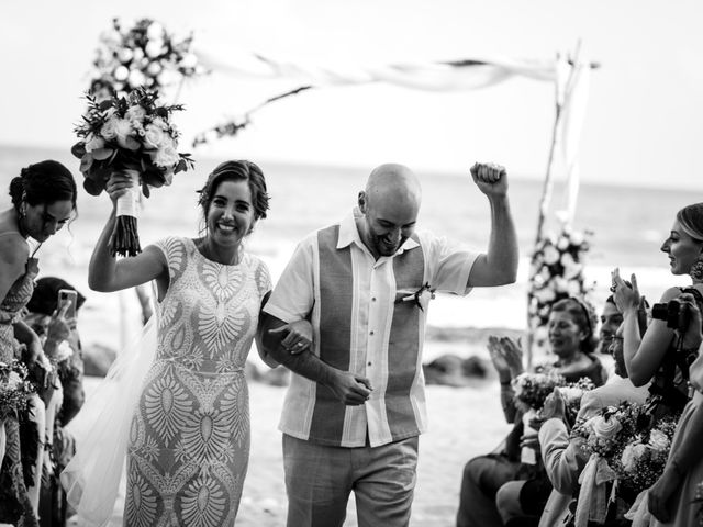 Alex and Hilde's Wedding in Cancun, Mexico 43