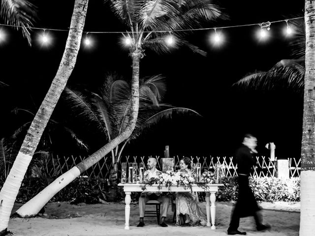 Alex and Hilde's Wedding in Cancun, Mexico 53