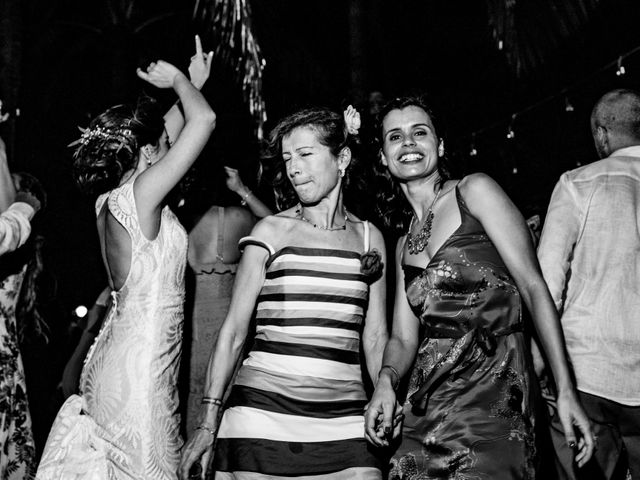Alex and Hilde's Wedding in Cancun, Mexico 73