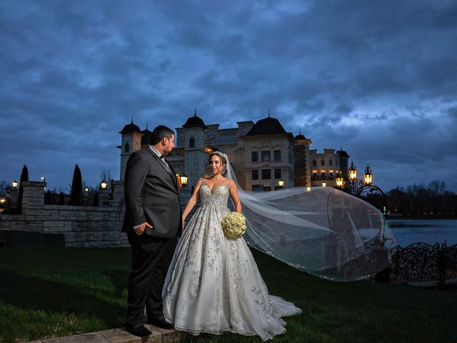 Sandy and Peter's Wedding in Pompton Plains, New Jersey 5