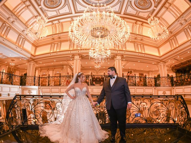 Sandy and Peter's Wedding in Pompton Plains, New Jersey 1