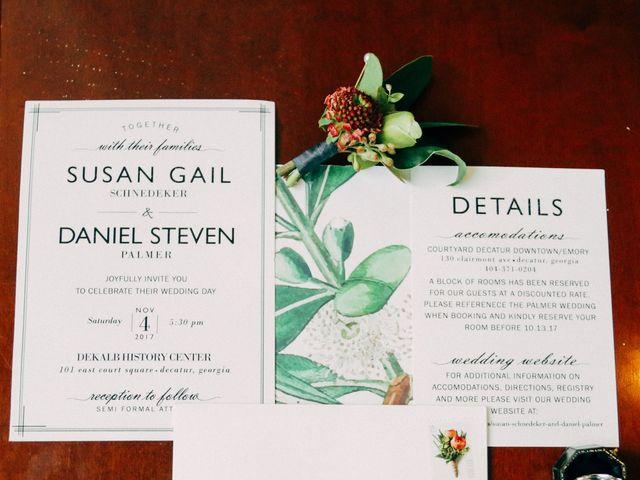 Daniel and Susan's Wedding in Atlanta, Georgia 3