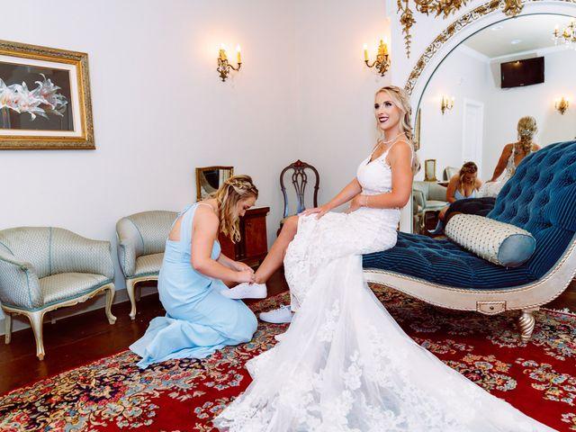Eric and Kirsti's Wedding in Austin, Texas 12