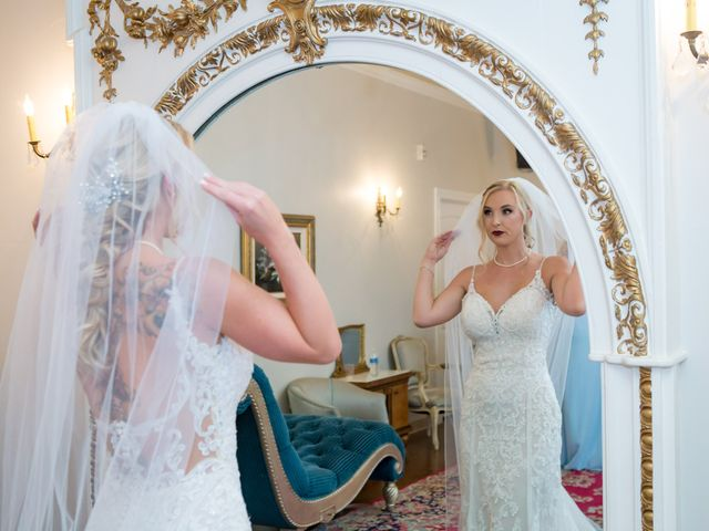Eric and Kirsti's Wedding in Austin, Texas 16