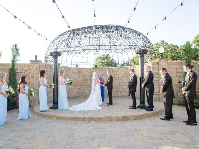 Eric and Kirsti's Wedding in Austin, Texas 29