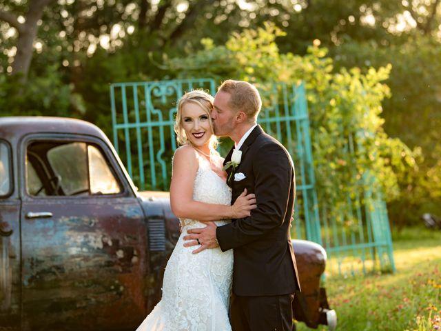 The wedding of Kirsti and Eric