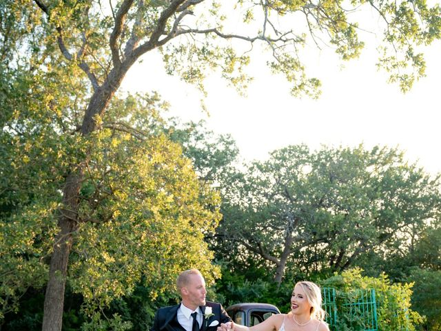 Eric and Kirsti's Wedding in Austin, Texas 35