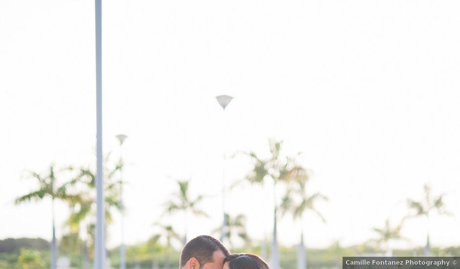 Miguel and Nattasha's Wedding in Ponce, Puerto Rico